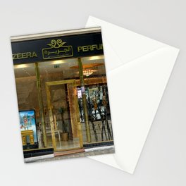 Al-Jazeera Perfumes Stationery Cards