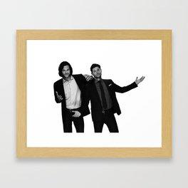 Jensen& Jared Framed Art Print