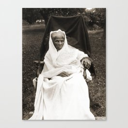 Harriet Tubman, 1911 Canvas Print