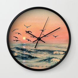A Place In The World Wall Clock