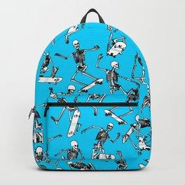 Grim Ripper BLUE Backpack