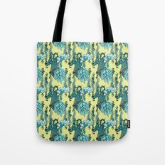 Jamaican Botanicals - Sea Tote Bag