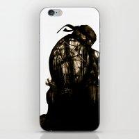 leonardo iPhone & iPod Skins featuring Leonardo by superdaimos