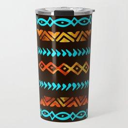 Bold Ethnic pattern n.3 Travel Mug