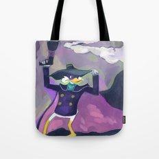 Darkwing Duck Tote Bag