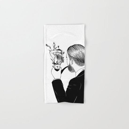 Man In Love Hand & Bath Towel
