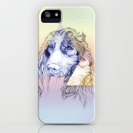 LeonHoneyNose iPhone Case