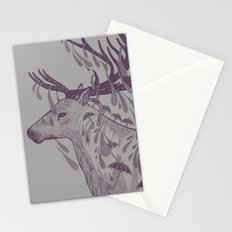Rain Deer Stationery Cards