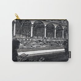 Reading Window Carry-All Pouch