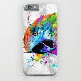 Ara Parrot iPhone Case
