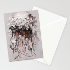 The Unfurling Dreamer Stationery Cards