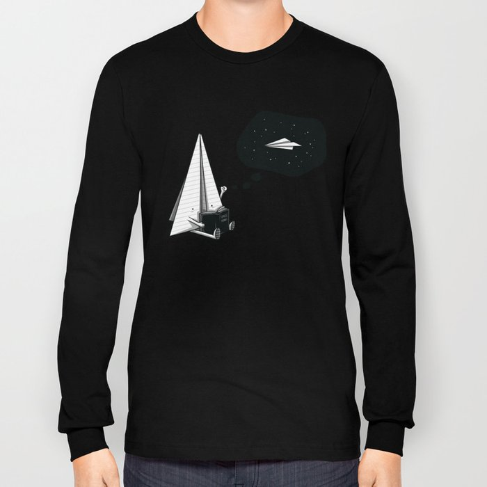 Beyond borders Long Sleeve T-shirt