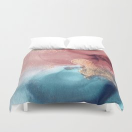 Midas Touch Duvet Cover