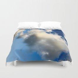 Ombre sky Duvet Cover