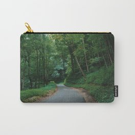 Forest route Carry-All Pouch
