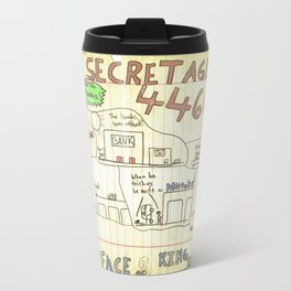 Max Morrocco: Issue 1 Travel Mug
