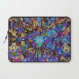 Purple Insanity Self-Expression Laptop Sleeve