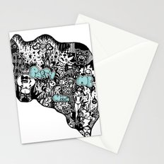 Party with me Stationery Cards