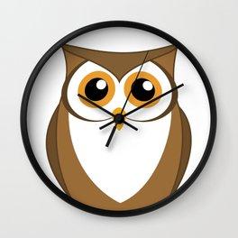 Mrs. O Wall Clock