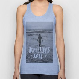 Travellers Tale Unisex Tank Top