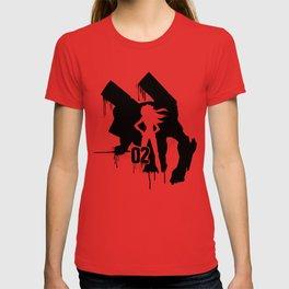 Asuka (Eva Unit-02) T-shirt