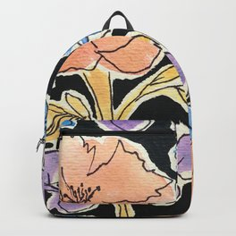 Cosmos in Peach Backpack