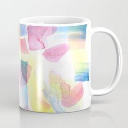 180527 Abstract Watercolour 4   Watercolor Brush Strokes Coffee Mug