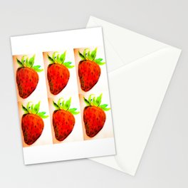 Berry Berry 6 Stationery Cards