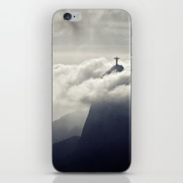 Cristo Redentor iPhone Skin