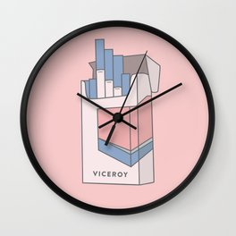 Ode to Viceroy Wall Clock