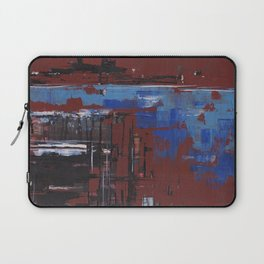 Abstract 2014/12/13 Laptop Sleeve