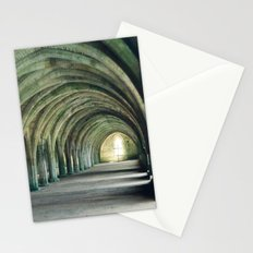Fountains Abbey Crypt Stationery Cards