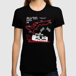 Austin U S GP T-shirt