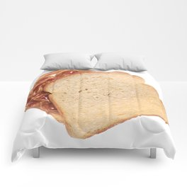 Peanut Butter and Jelly Sandwich Comforters