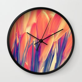 Spring 151 Wall Clock