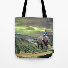 DAY TRIPPER Tote Bag