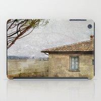 italian iPad Cases featuring Italian Farm by ZenaZero