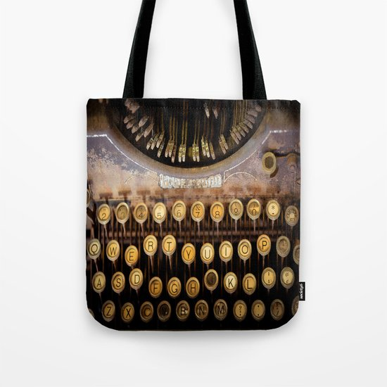 The Wordsmith Tote Bag