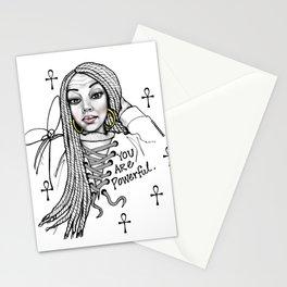 #STUKGIRL ASHLITA Stationery Cards
