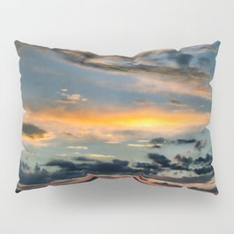 At the end of the day Pillow Sham