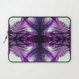 purple fern Laptop Sleeve