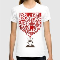 doctor T-shirts featuring Doctor by aleksander1