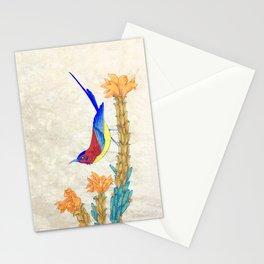 Minhwa: Little Bird (Korean traditional/folk art) Stationery Cards