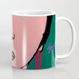 Portrait by Stefania Coffee Mug