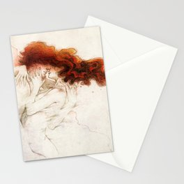 Fire&Gasoline Stationery Cards