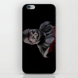 Twisty the Clown - iPad painting iPhone Skin