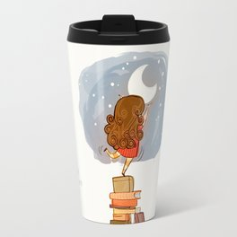 Nothing is out of reach Travel Mug