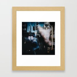 For Reflective Purposes Only Framed Art Print