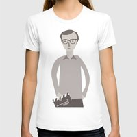 woody T-shirts featuring Woody by Judy Kaufmann