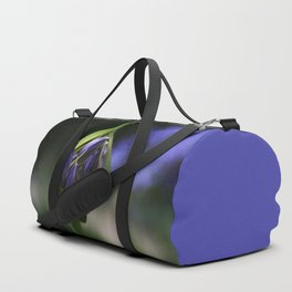Lily of the Nile Flower Bud Duffle Bag